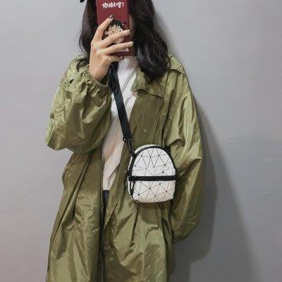 上新夏天小包包2018新款潮超火迷你仙女斜跨土酷鐳射honey蹦迪包