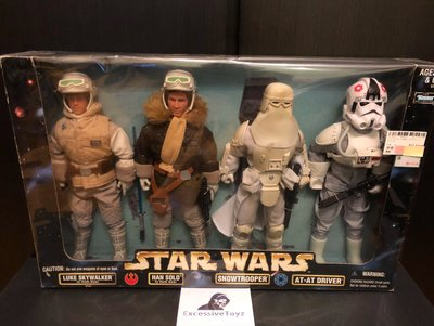 Starwars Kenner - Hoth Collection Set