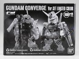 [DULJ][Limited] 2016 Gundam Front Converge Ver. GFT 台場限定