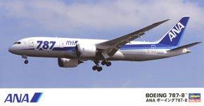 長谷川拼裝飛機模型10716 1/ 200 全日空波音787-8超遠程夢想客機 台北市