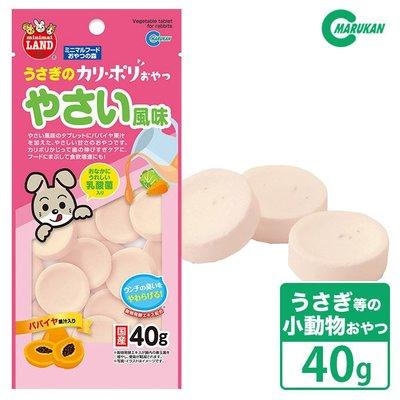 *WANG*日本 Marukan 乳酸菌磨牙片 40g 木瓜 蔓越莓 MR-855 MR-854