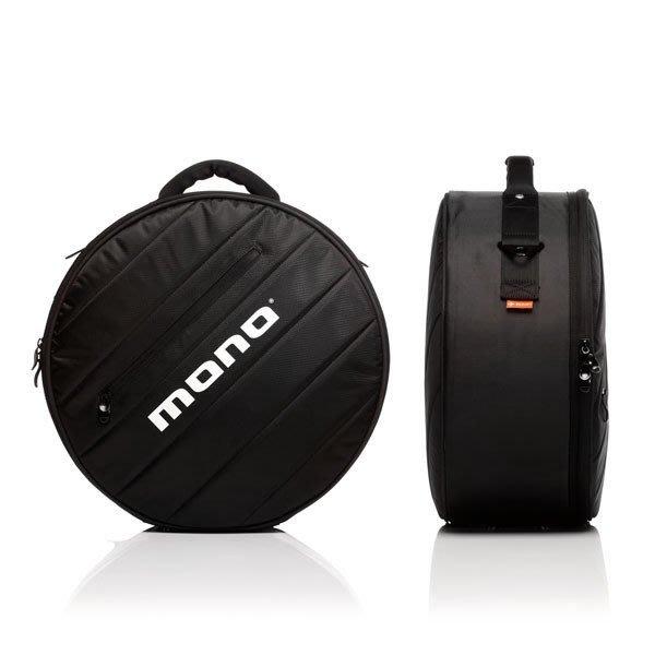 《民風樂府》新款 MONO 專業小鼓袋 360度全方面軍規保護 超厚鋪棉吸收一切衝擊 全新到貨 M80-SN-BLK