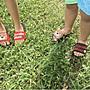 全館滿699免運【MONKEY BABY 】台灣製超可愛熊熊圖案軟面QQ兒童水陸拖鞋2色可選