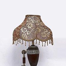 INPHIC-美式仿舊有繩電話機歐式復古檯燈電話創意家用節能燈