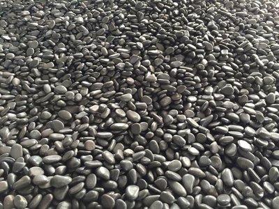 ╭☆雨過天青☆╮特級黑卵石 紅雨花石 圖騰 板岩抿石子 花器 石桌 2包免運優惠~ 台中市