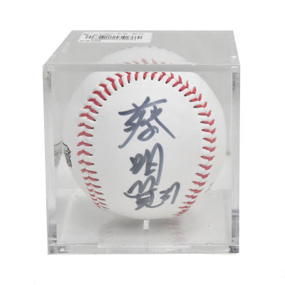 中信兄弟象 蔡明覺 簽名球 399900015591 再生工場YR2008 03
