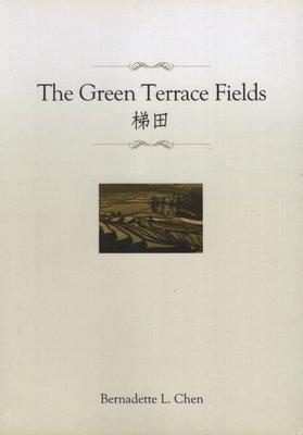 +*欣閱書室*聯經出版「The Green Terrace Fields」Bernadette著(滿699元免運費)