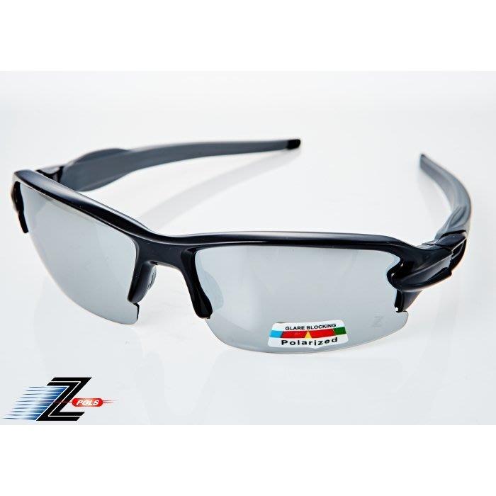 【Z-POLS PRO運動款】超舒適配戴感設計 搭載頂級水銀黑Polarized強抗UV400偏光運動眼鏡!