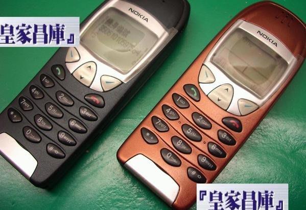 『皇家昌庫』Nokia 6210 德國出廠 車用免持專用 賓士福斯可用 ㄅㄆㄇ介面保固1年