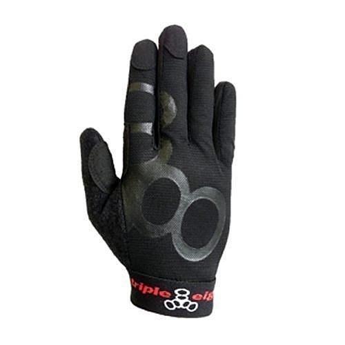 Triple 8 單車(腳踏車/ 自行車/ BMX/ GEAR) - EXOSKIN專用手套- LTS現貨!