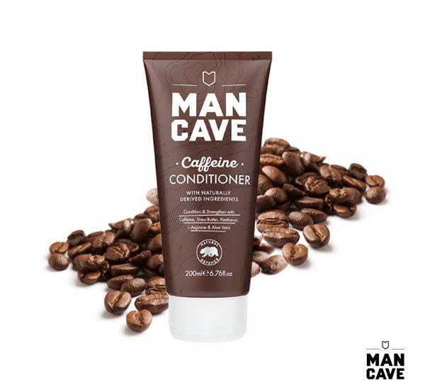 GOODFORIT / 英國 Man Cave Caffeine Conditioner咖啡因潤絲精/200ml