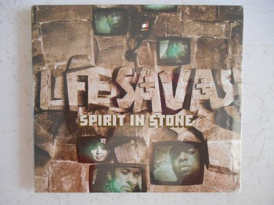 Lifesavas - Spirit In Stone 全新