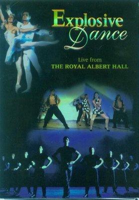 音樂居士#Explosive Dance Live from the Royal Albert Hall 踢踏舞 D9 DVD