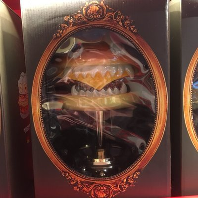 全新現貨  UNDERCOVER HAMBURGER LAMP MEDICOM TOY 漢堡燈 檯燈 夜燈 兩色