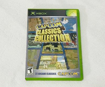 Xbox game Capcom Classics Collection 美版中古