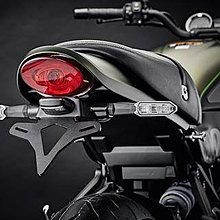 【MotoLAB】[預購] Kawasaki Z900RS 英國Evotech 短牌架