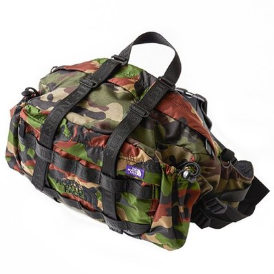 【日貨代購CITY】THE NORTH FACE Camouflage Lumber Pack NN7910N 包 現貨