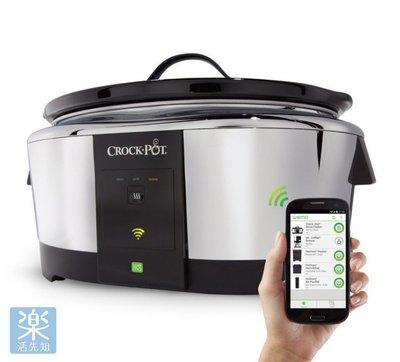 【樂活先知】《代購》原裝美國 Crock-Pot 無線 控制慢燉鍋(第2代, 約6L)