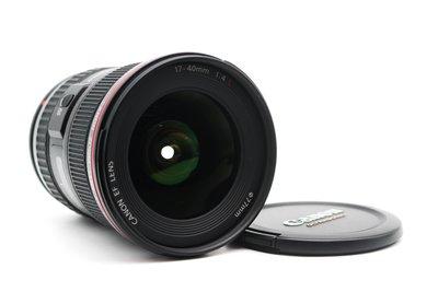 【橙市3C】CANON EF 17-40mm f4 L USM UV鏡 二手鏡頭 # 38350