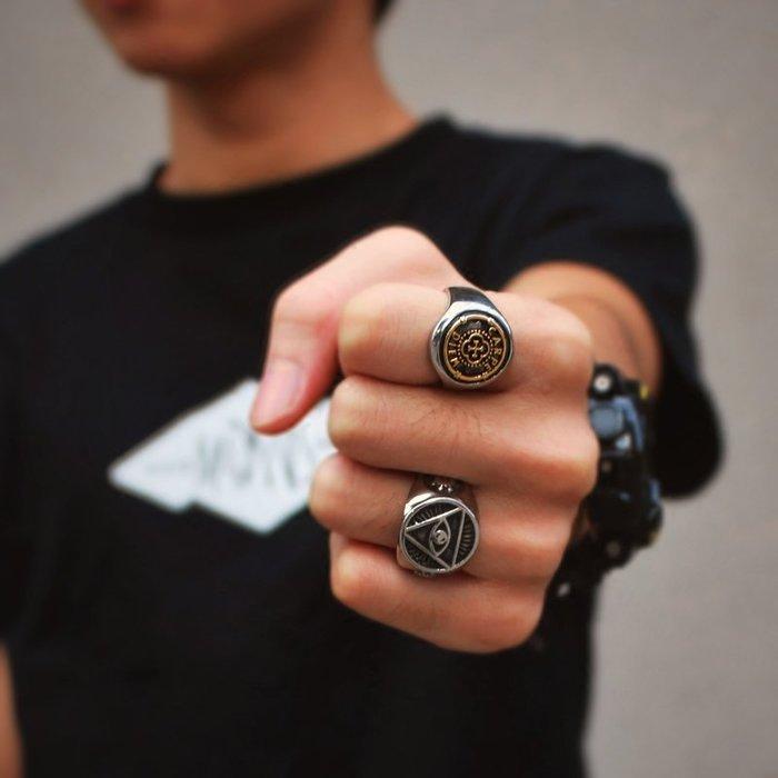 999個性戒指 指環 戒指環 創意 男戒CARPE DIEM及時行樂 激勵志箴言戒指男女復古簡約 情侶正能量指環