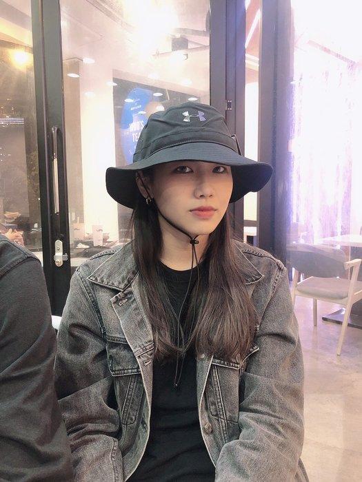 【G CORNER】Under Armour UA 漁夫帽 帽子 穿搭 可調式 素面 黑 男女 1328632-001