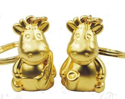 ☆創意特色專賣店☆ 對牛彈琴 金牛樂團 鑰匙扣/創意可愛金屬鑰匙圈 時尚造型個性飾品