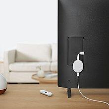 【美國代購】第四代 2020 Google Chromecast with Google TV HDMI 媒體串流播放器