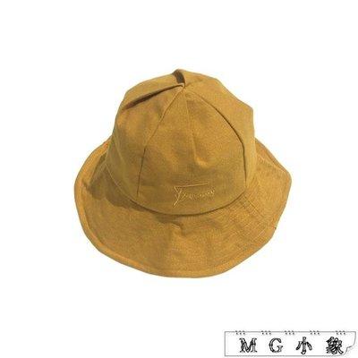 韓版百搭軟妹盆帽遮陽帽防曬帽