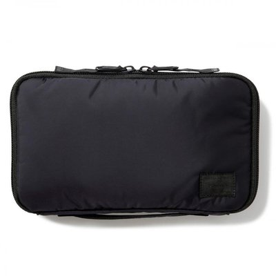 (TORRENT) 2017 HEAD PORTER 代購 BLACK BEAUTY TRAVEL ORGANIZER