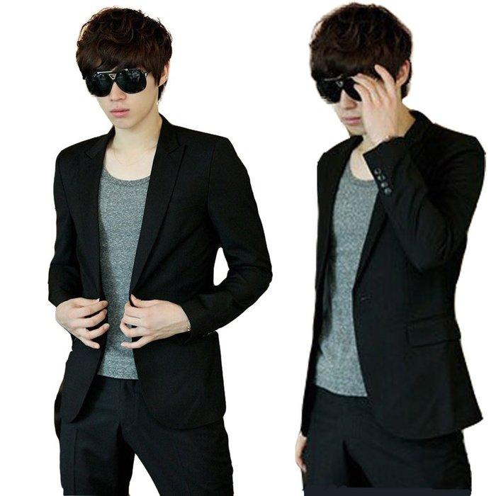 台灣現貨 男西裝外套 韓版西裝外套 休閒西裝 小西服 商務西裝 正式西裝 修身西裝外套 面試西裝 高級西裝 E01