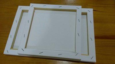 創意加~數字油畫DiY~30*30空白畫布(已繃框)~批發.零售