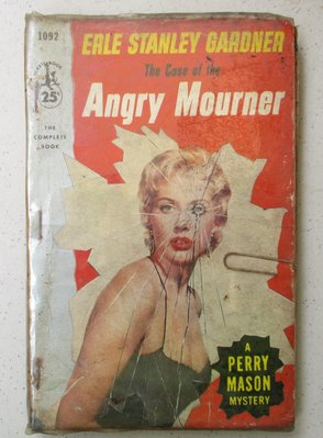 戰後1956年Angry Mourner-台北市衡陽路15號BOOK WORLD CO.