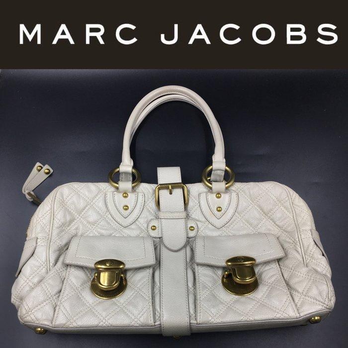 【皮老闆】二手真品 美國精品 MARC JACOBS 手提包 肩背包 K