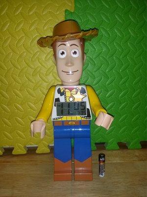 Lego 樂高 Toy Story 反斗奇兵 Woody 胡廸 鬧鐘 時鐘 Alarm Clock
