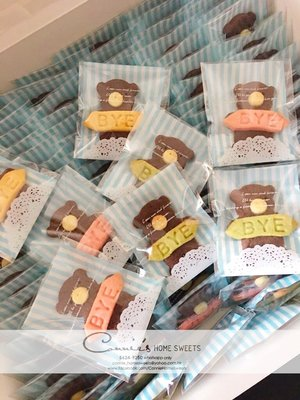 【Connie's Home Sweets】散水餅 | Farewell Cookie | Thank You Cookie | Good Bye Cookie