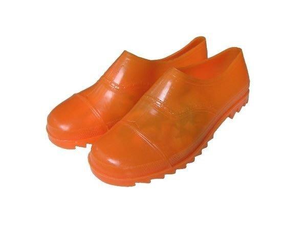 雨鞋 朝日牌工礦鞋-黃色男雨鞋-耐力膠- -耐磨.經濟型【安安大賣場】