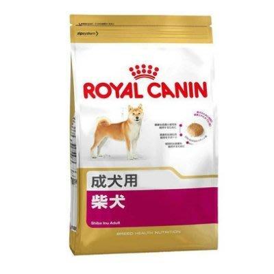 *☆╮艾咪寵物精品╭☆ *Royal Canin法國皇家SBI26 柴犬專用 成犬 飼料/ 乾糧-4公斤 新北市