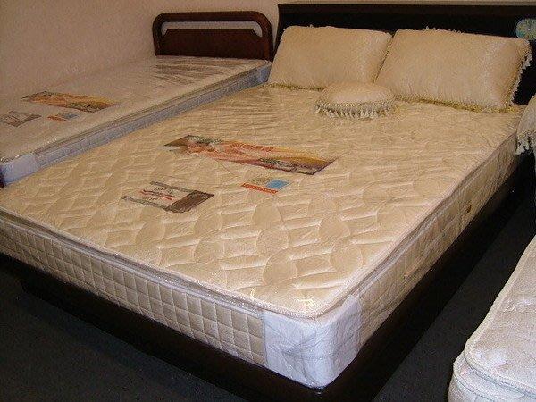 ※專業睡眠館※英國原裝進口一線鋼尊貴三線床墊 特大6*7尺~國際雙ISO品質認證(市價3成)