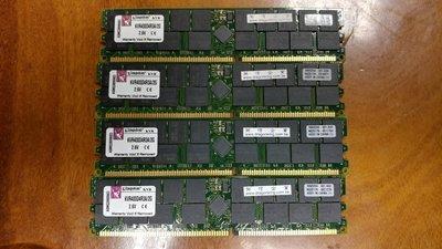INFINEON 英飛凌 DDR 2GB 400MHz DDR ECC Registered CL3 伺服器用記憶體