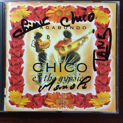*愛樂熊貓*1996早期荷版(少見簽名版/片況佳)CHICO & THE GYPSIES/ VAGABUNDO