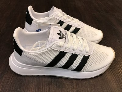 【IMPRESSION】Adidas OG W Flashback FLB 黑 白 麂皮 女款 李聖經 BA7760