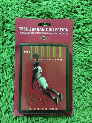 【美】Michael Jordan 1996年 Upper Deck Bonus MJ 特殊卡盒 飛人 喬丹