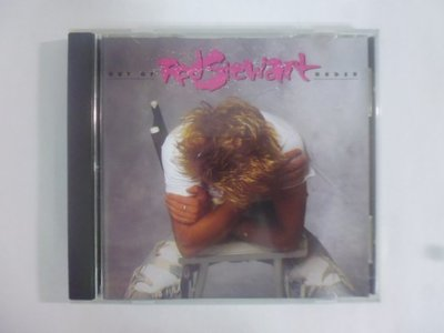 ///李仔糖明星錄*1988年美國版.洛史都華專輯.OUT OF ORDER(無IFPI)二手CD(s706)