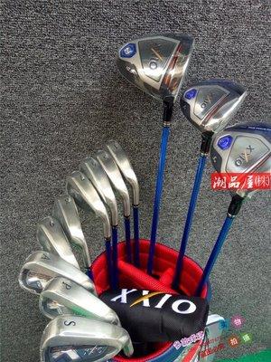 直購~新款XXIO XX10高爾夫球桿MP1000 男/女士套桿鐵桿組