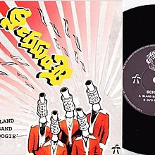 [狗肉貓]_ SchwaB_Bland Band Boogie  _ LP 7
