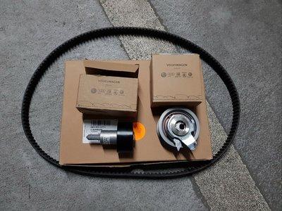 VW AUDI SKODA A1 A3 GOLF 7 TIGUAN CITIGO FABIA 1.2~1.4正時皮帶組