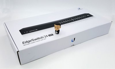 【RouterOS專業賣家】UBNT EdgeSwitch 24 Lite (ES-24-Lite)  交換器