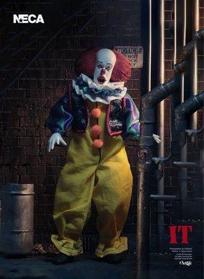 ArtLife @ NECA IT MOVIE 1990 Pennywise 經典 小丑回魂 雙頭雕 氣球版 潘尼懷斯
