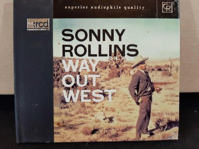 Sonny Rollins-Way Out West~XRCD