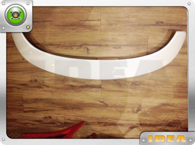 D18040607 SUZUKI 鈴木 SWIFT 06~11 原廠 尾翼 擾流板 材質 ABS 素材價
